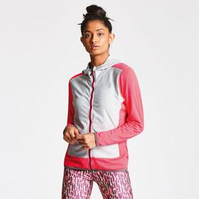 Dare 2b Immerge Core Stretch - Chaqueta Mujer - gris/rosa